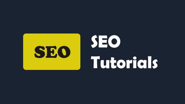free-seo-tutorial-online