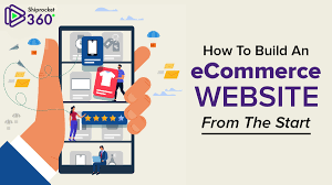 Learn How to build an E-commerce store