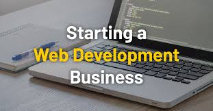 Web development business tutorial for all level