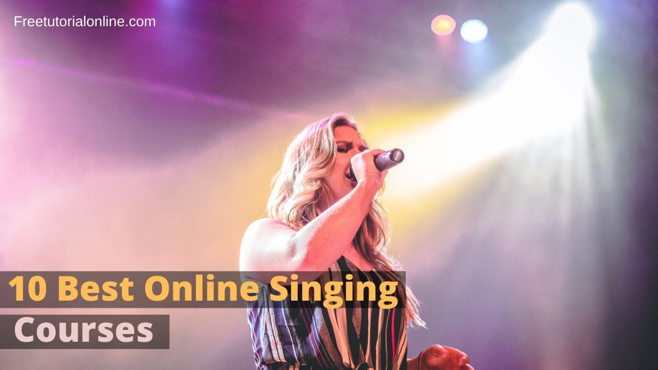 10 best online singing courses