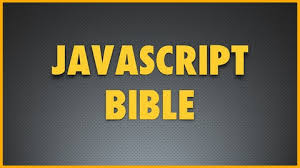 JavaScript Bible Bootcamp course.