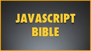 JavaScript Bible Bootcamp course.