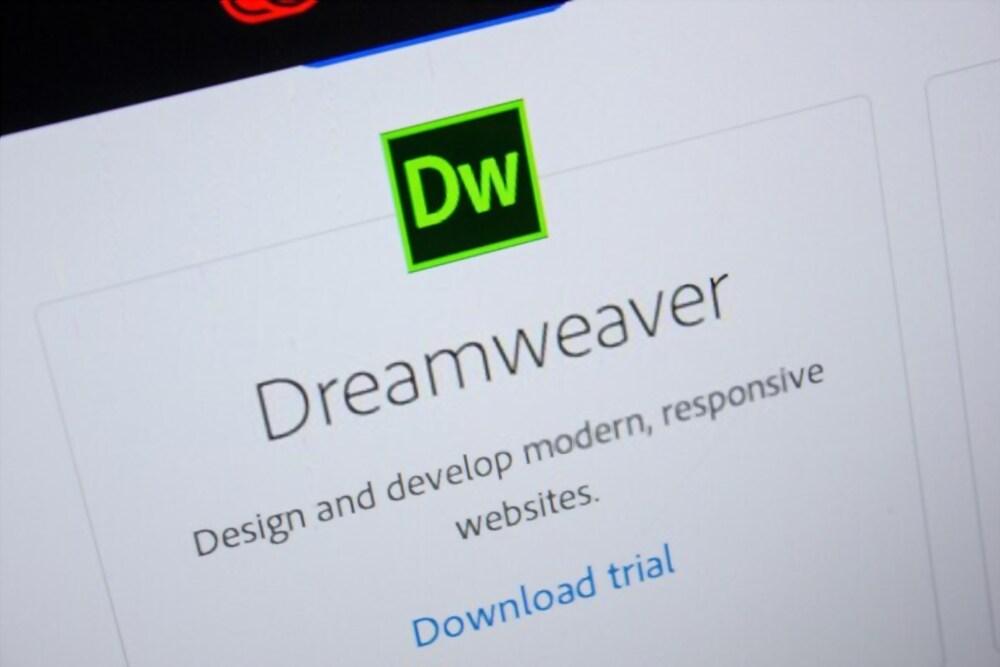 free dreamweaver image