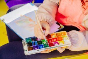 Watercolour courses 7