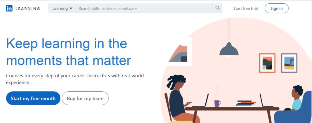 linkedin-learning-sites-like-udemy