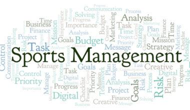 Sports Management Online Courses